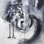 """Le caméléon & le vieillard by Fola Lawson"" by mcarts"