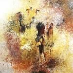 """Etincelles mystérieuses by Fola Lawson"" by mcarts"