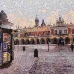 """Sukiennice Cracovia Poland"" by bogfl"