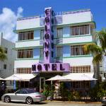 """Miami Beach - Art Deco"" by Ffooter"