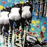"""Beach Ride"" by hollymanneck"
