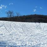 """20140517_1152 Traces of Sledding"" by outdoorsintheeast"