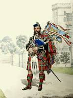 William Ross; Scottish Highlander (Kenneth MacLeay