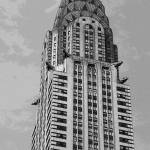 """Chrysler Building B/W"" by elledeegee"