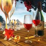 """""""Wine Art"""" by AnneVis"""