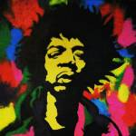"""Psychedelic Hendrix"" by jaygrahm"