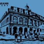 """Jackson Square New Orleans in Blue"" by kFergPhotos"