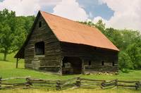 19th Century NC Barn
