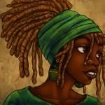 """""""Green Wrap"""" by Kiratheartist"""