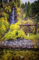 Idaho Springs Water Wheel