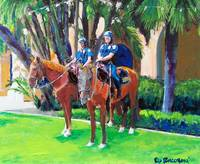 Patrol Officers Balboa Park