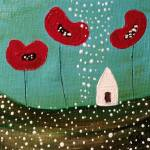 """Poppies House Series"" by"