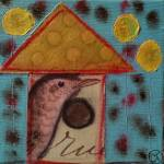 """Bird house"" by"