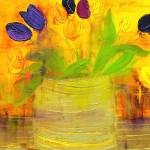"""""""Tulips Bloom"""" by"""