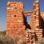 """Pueblo Remnants, Hovenweep National Monument"" by RoupenBaker"