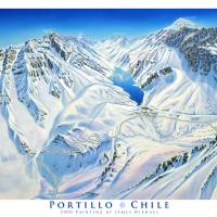 Portillo Chili Art Prints & Posters by James Niehues