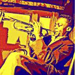 """MILES DAVIS"" by DADIO"