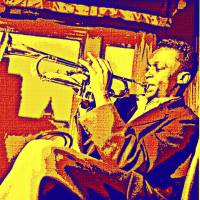 MILES DAVIS Art Prints & Posters by Terry Collett