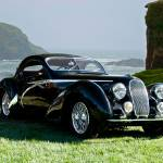 """1938 Talbot Lago T150-C SpecialeTear Drop Coupe II"" by FatKatPhotography"