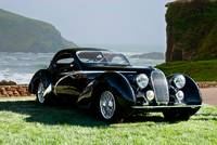1938 Talbot Lago T150-C SpecialeTear Drop Coupe II