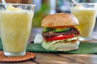 Gourmet Burger and Smoothies
