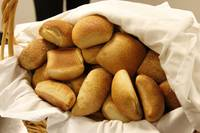 Basket of Dinner Rolls