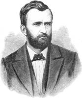 Ulysses S. Grant Illustrative Portrait