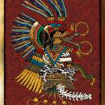 """""""Feathered Gods Aztec Mayan"""" by SharsImagination"""