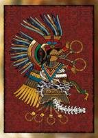 Feathered Gods Aztec Mayan