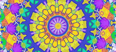 Kartoon Kaleidoscope