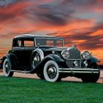"""1931 Packard 845 Deluxe Eight Sport Sedan II"" by FatKatPhotography"