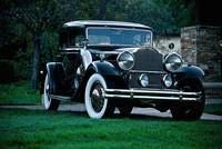 1931 Packard 845 Deluxe Eight Sport Sedan I