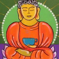 Morning Zen Art Prints & Posters by John Gascot