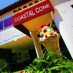 """Coastal_Cone"" by kimcarlsberg"