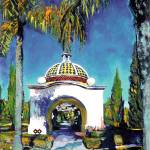 """Gazebo Balboa Park San Diego"" by RDRiccoboni"