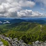 """Adirondacks Mountain Ranges and Sky"" by New-Yorkled"