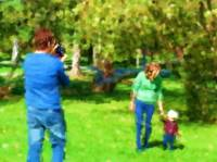 Family Photos in the Park1
