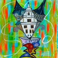Levoca Art Prints & Posters by Adka (Andrea Jones)