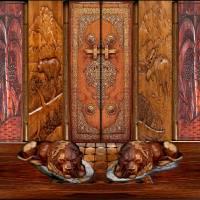 Animal Kingdom 2 Art Prints & Posters by Preston Gordon