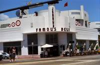 Miami Beach - Art Deco Deli 2003