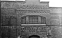 Old Dick Bros. Brewery Racking House #1