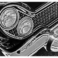 1959 Lincoln Continental Art Prints & Posters by David Caldevilla