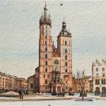 """Mariacki church"" by bogfl"