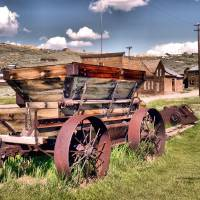 Bodie Gold Mining Nostalgia Art Prints & Posters by Jeannette La Tulippe