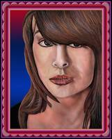 Portrait of Christina Amphlett First Attempt