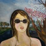 """""""Young Woman With Eyeglasses"""" by nemo1"""