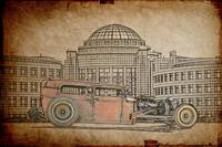 Rat Rod 1 Illustration