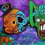 """""""Magician De Los Muertos"""" by ArtPrints"""