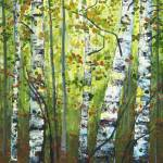 """Birch Forest"" by DreamGallery"