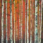 """Tall Birch Grove"" by DreamGallery"